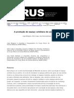 Artigo_A produção do espaço cotidiano de uso público