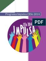 Programa Impulsa CESo 2014