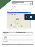 Commutateur - Rappels et fonctionalités - TP1