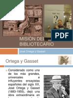 Mision Del Bibliotecario