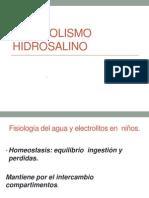 Metabolismo Hidrosalino Sandy