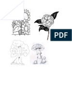 Dibujo de Plantas