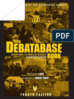 The Debatabase Book_ a Must-Have Guide for Successful Debate