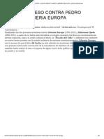 Nuevo Proceso Contra Pedro Varela _ Libreria Europa _ Elsilenciodelaverdad