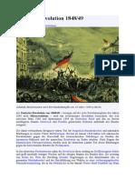 Deutsche Revolution 1848