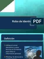 robo de Identidad.ppt