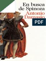 En Busca de Spinoza - Antonio Damasio