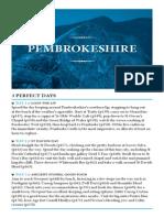 Wales 4 Pembrokeshire