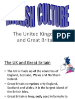 4 CulturaInglesa UK and Great Britain