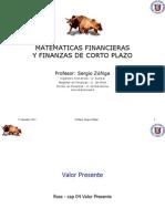 Finanzas_1_2011 (02) Con Matem Financieras (Sin Modelo de Fisher)