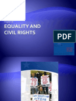 Equality and Civil Rights
