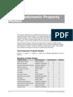 Phys Prop Models