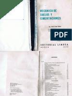Mecanica de Suelos Y Cimentaciones - Villalaz