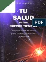 TU SALUD EN LOS NUEVOS TIEMPOS