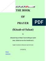 Kitab'us Salaat (Prayers) [English]