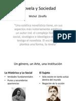 Novela y Sociedad