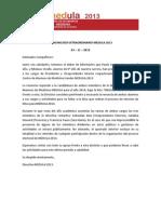COMUNICADO EXTRAORDINARIO MEDULA 2013 03/11/2013.pdf