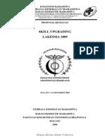 proposal lakesma PPKM