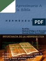 Como+Aproximarse+A+la+Biblia+(Hermeneútica)