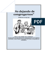 Estudio_No Dejando de Congregarnos