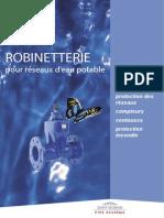 SGPSBelgium-Robinetteriepourreseauxdeaupotable