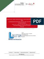 La Organizacion Educativa