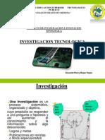 Clase02 Investigacion Tecnologica