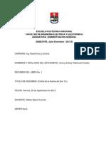 Resumen Libro IB