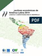 Perspectivas económicas de América Latina 2014 - Logística y Competitividad para el Desarrollo