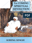 The Coming Spiritual Revolution, By Sant Kirpal Singh