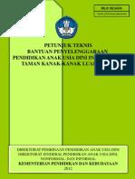 09. Juknis Bantuan PAUD Inklusi Dan TK LB