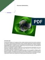 Proceso Administrativo (Proyecto)