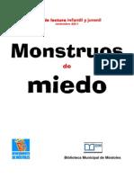 Monstruos Miedo (1)