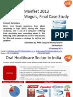Marketing Moguls Gartons IIM Kashipur Finals