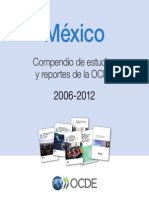 México--Compendio de Estudios y Reportes de la OCDE