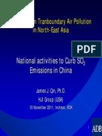 1-3 SO2 Control Activities in PRC