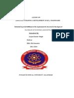 52683446 Study on Employee s Training Development HCL