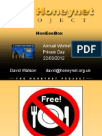 20120322 Honeynet Project David Watson HonEeeBox Public