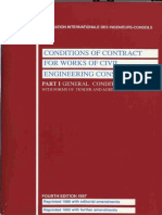 FIDIC  Part 1 Gen Conditions- 4th ed. 1987- reprinted 1992.pdf