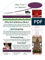 December 08 CIAA Newsletter