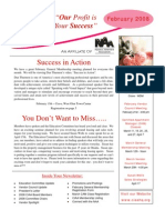 February 08 CIAA Newsletter