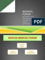 Bengkel Forum