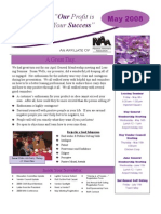 May 08 CIAA Newsletter