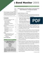 Asia Bond Monitor - November 2005