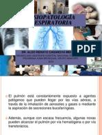 1. TOS, DISNEA, CIANOSIS, ATELECTASIA  FISIOPATOLOGÍA RESPIRATORIA. DR CASANOVA