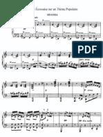 Debussy Marche Ecossaise