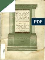 Abad de Santillan Diego Ricardo Flores Magon El Apostol de La Rsm 1925 2