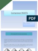55389304 Compresor ROOTS
