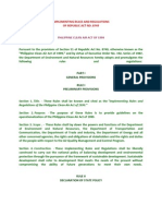 IRR of Clean Air Act.docx