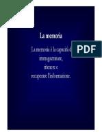 psicologia generale - la memoria.pdf